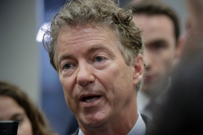 "Rand Paul says he won't be ""bribed or bullied"" on Obamacare repeal vote"