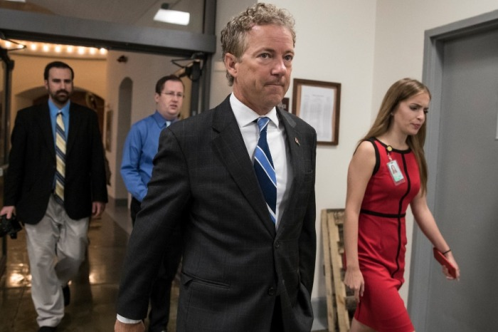 Rand Paul endorses Kelli Ward in Arizona Senate race