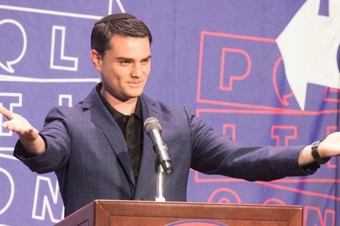 Ben Shapiro reminds Berkeley that a little individual responsibility is exactly what we need right now