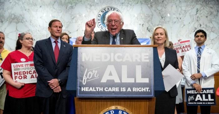 Bernie Sanders' Medicare-for-all bill masks the Democratic Party's true crisis