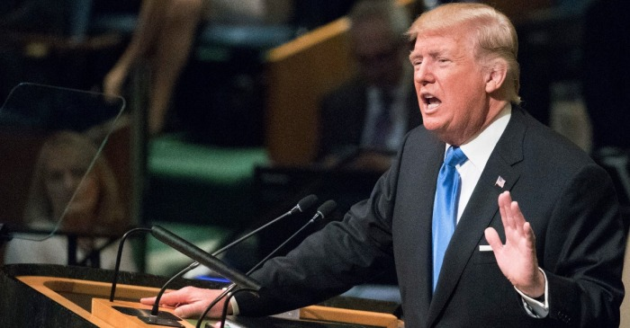 Donald Trump's UN speech: The good, the bad and the ugly