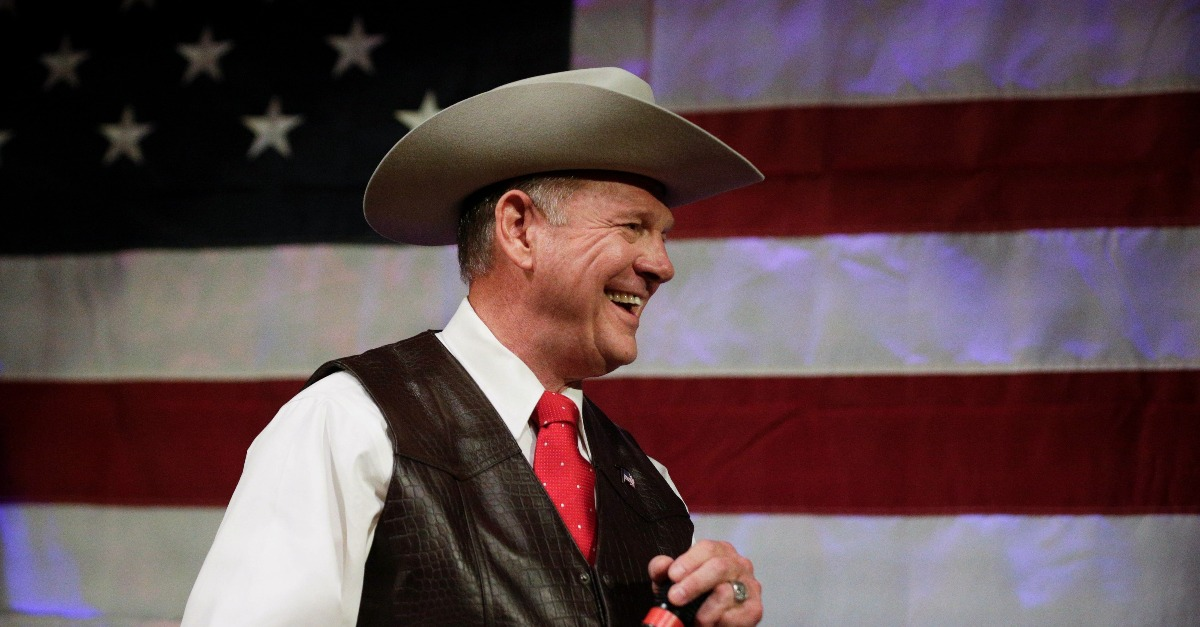 Roy Moore's victory in Alabama shows conservatives are all about the culture war now
