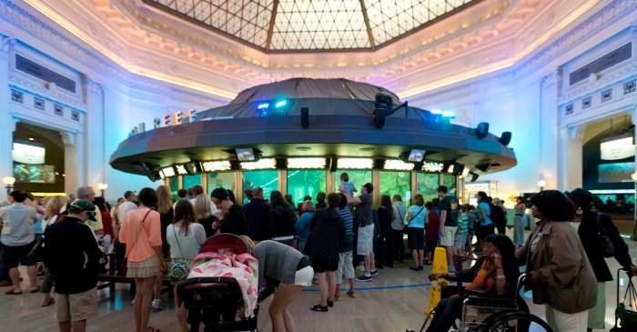 Shedd Aquarium free to Illinois residents Jan.18, 19, and 22-26