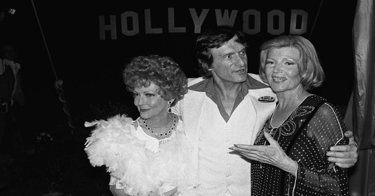 Hugh Hefner was the guardian of Los Angeles' most legendary landmark: the Hollywood sign