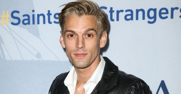 "Aaron Carter says he's now ""very healthy"" and reveals what he is not doing anymore"