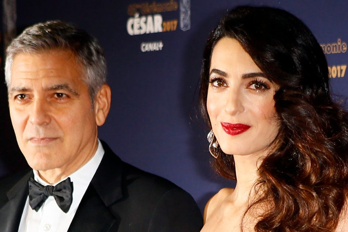 George Clooney reveals the unexpected guests who were there when he met his wife Amal