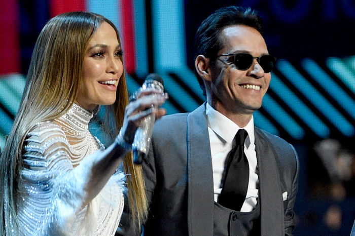 Jennifer Lopez reunites with ex-husband Marc Anthony for a great cause
