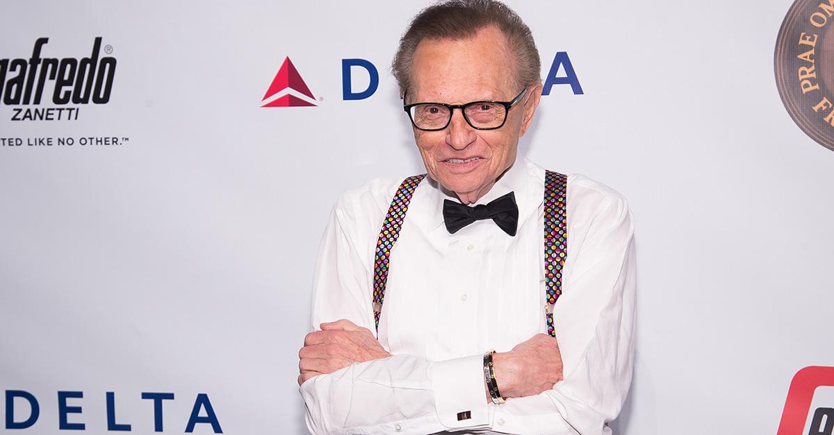 Larry King stuns fans with a shocking revelation about a secret surgery