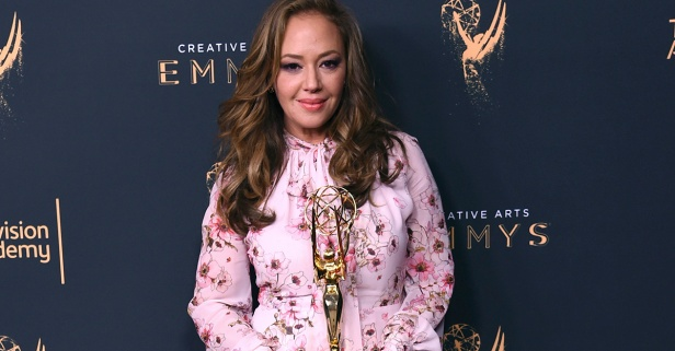 Leah Remini says she forgives her mother for introducing her to Scientology