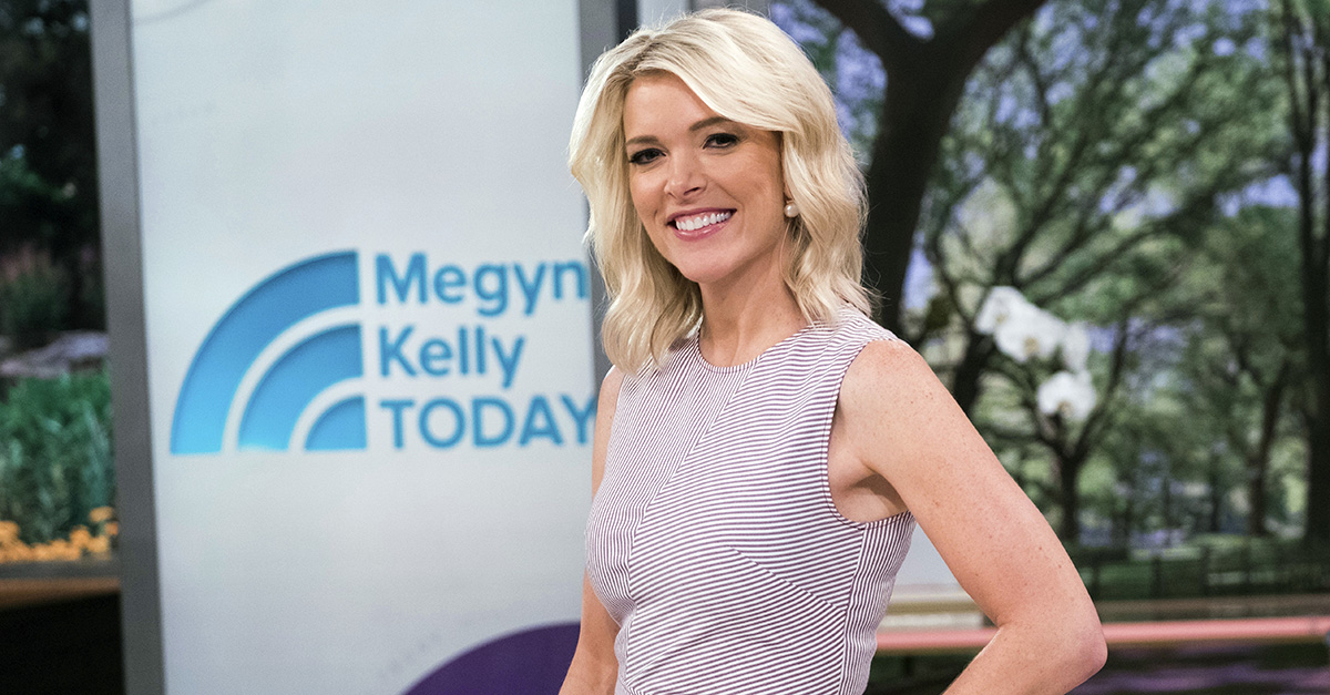 """Despite her best efforts, things on """"Megyn Kelly TODAY"""" really aren't going well"""