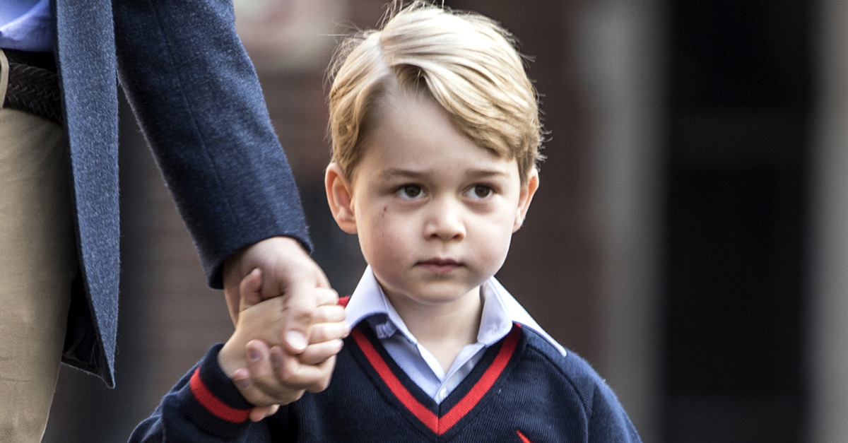 Find out what Prince George's classmates will call him at school