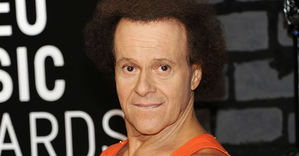 Richard Simmons' defamation lawsuit finally comes to an end