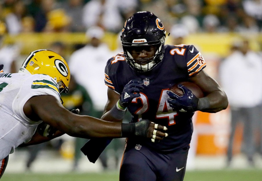 Bears and Packers unify before kick off and it will make you cry
