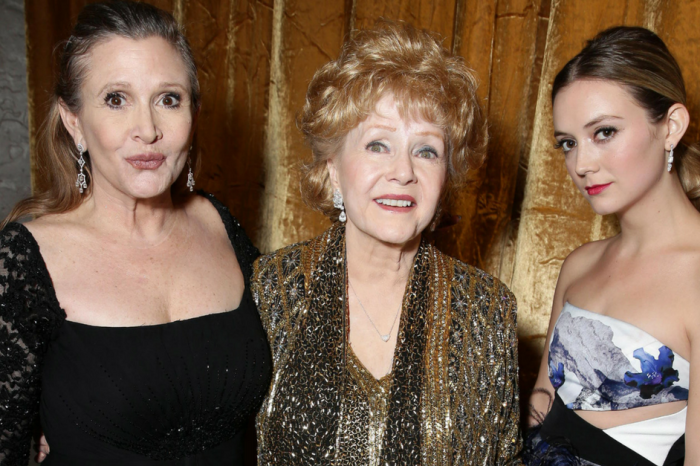 Billie Lourd gets emotional with Ellen about her new life without Carrie Fisher and Debbie Reynolds