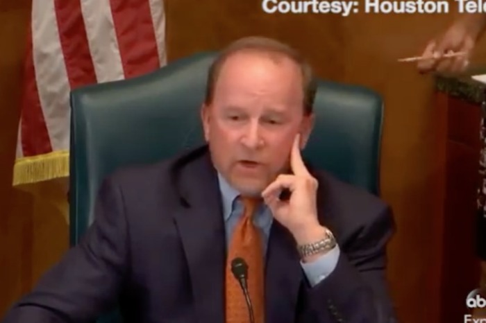 The Red Cross is in the crosshairs of this angry Houston city councilman