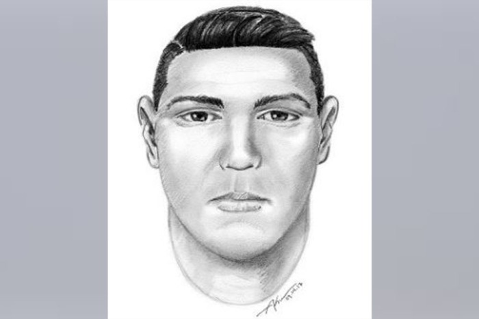 "Police are on the hunt for a ""serial flasher"" seen exposing himself to young girls"