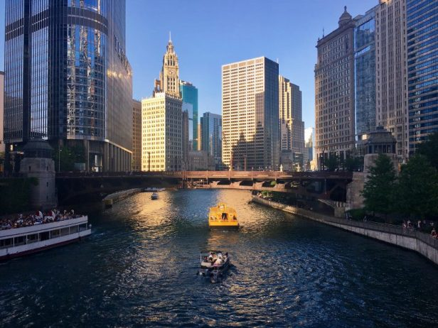 You can experience the Chicago River in a stunning new way starting in 2018
