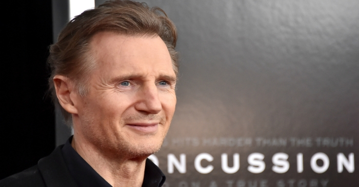 """A witch hunt"": Liam Neeson suggests the Hollywood harassment scandals are getting out of hand"