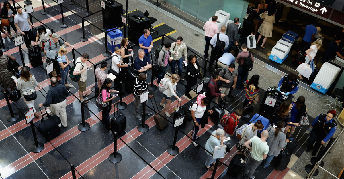 This TSA code on your boarding pass could really screw up your day