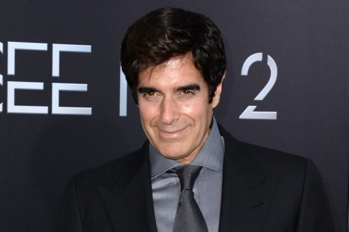 A pop star asked David Copperfield to help her get her virginity back