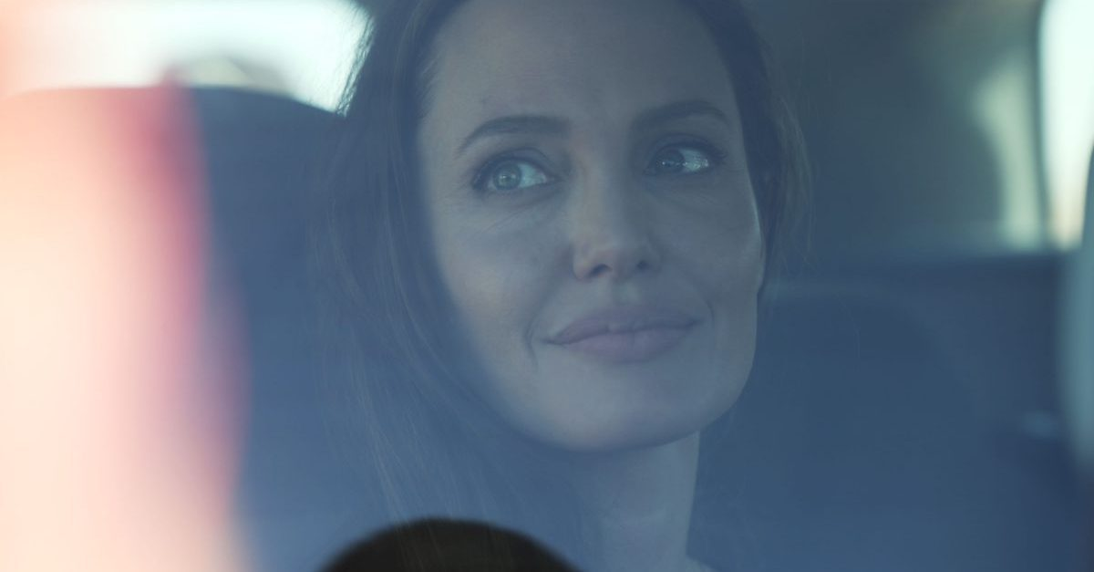 Angelina Jolie speaks about her turbulent year, from her divorce to her health issues
