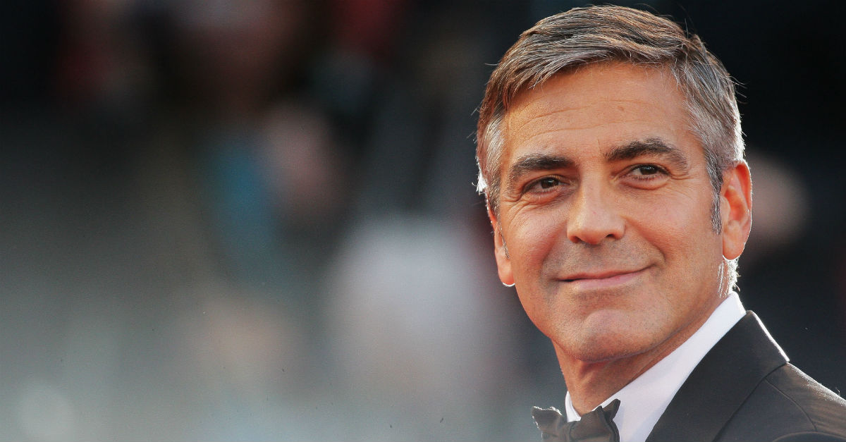 One of George Clooney's best friends proves the actor is the nicest guy ever