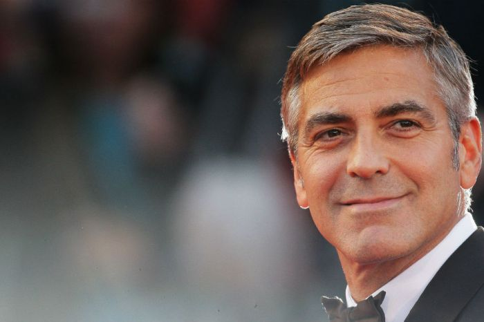 George Clooney reveals the real reason why he's taking a step back from acting