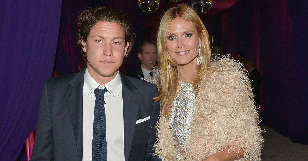 Heidi Klum splits from boyfriend Vito Schnabel after three years together