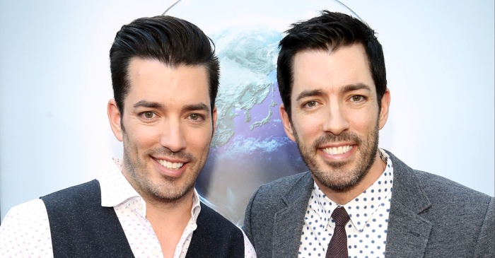 "Jonathan Scott reveals why he's not competing with his ""Property Brother"" Drew on ""DWTS"""