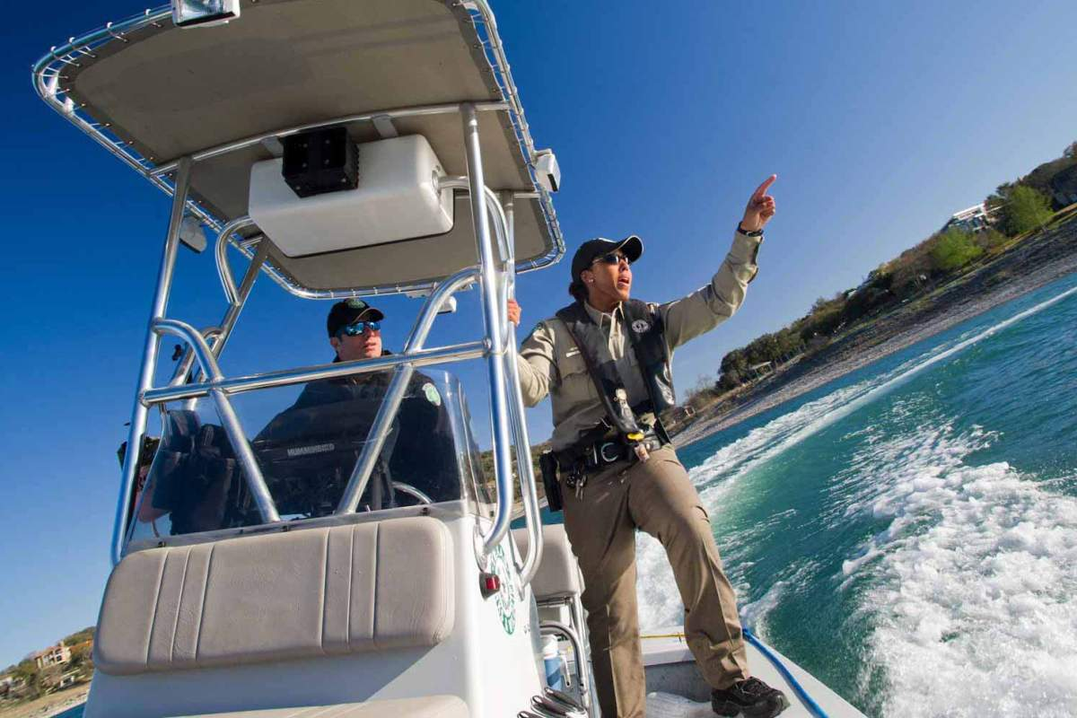 These field note excerpts show just how wild a Texas game warden's job can get