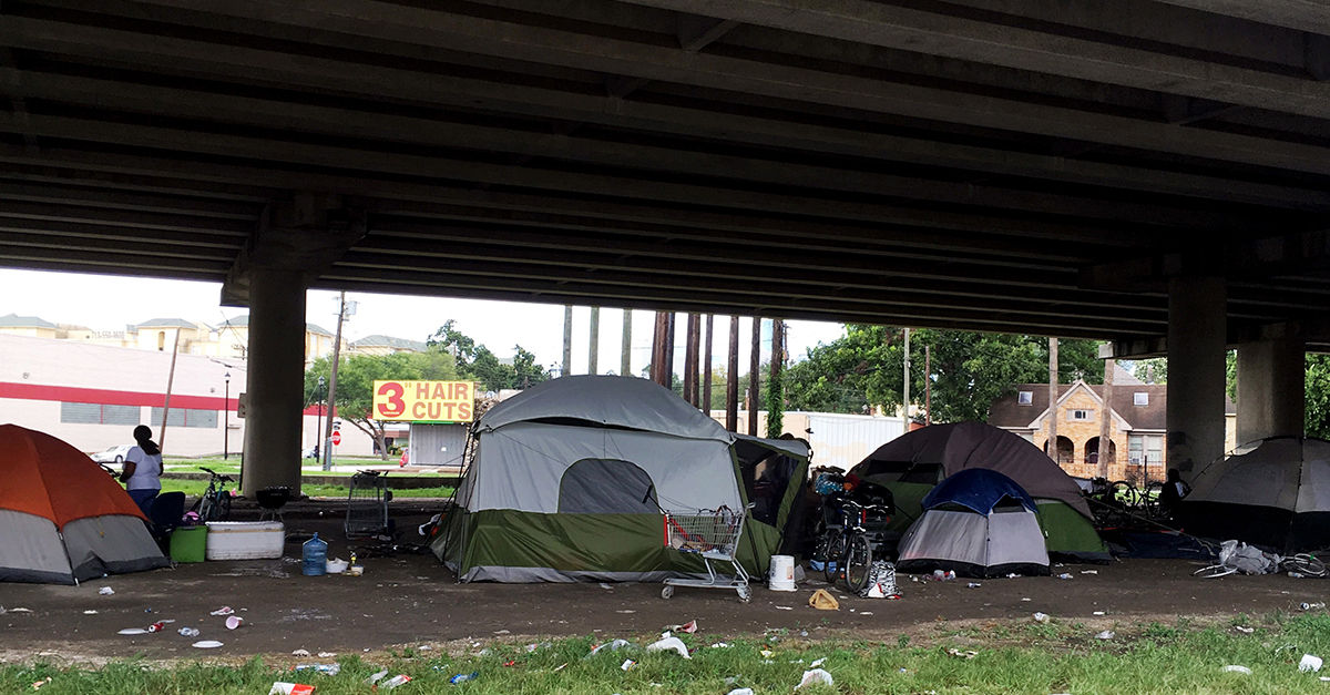 Survey on Houston's homeless includes new cities, reveals trends and debunks stereotypes