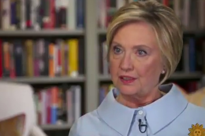 "Asked if her political career was over, Hillary Clinton said ""Yes"""