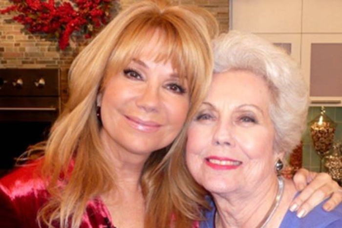 Kathie Lee Gifford shares news of the passing of her mother Joan Epstein