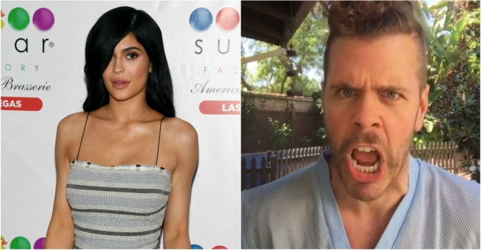 "Perez Hilton thinks pregnant Kylie Jenner ""should have had an abortion"""