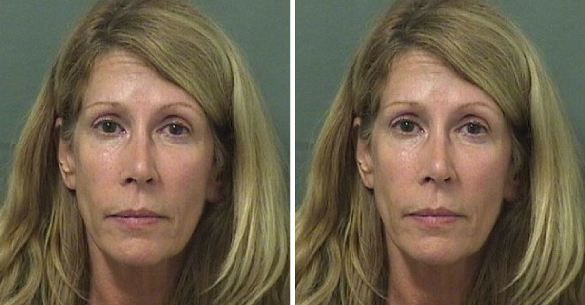 Florida mom tries to silence son-in-law with the bumper of her Mercedes