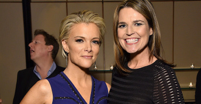 Savannah Guthrie comes to Megyn Kelly's defense after that painful Jane Fonda interview