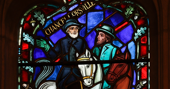 The National Cathedral made its decision on stained glass windows of Confederate figures