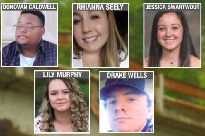 The bright young students who died in a tragic crash have been identified — and you can help their families