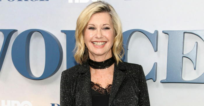 Battling cancer for the second time, Olivia Newton-John has some big news to share about her health