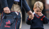 Prince George first day