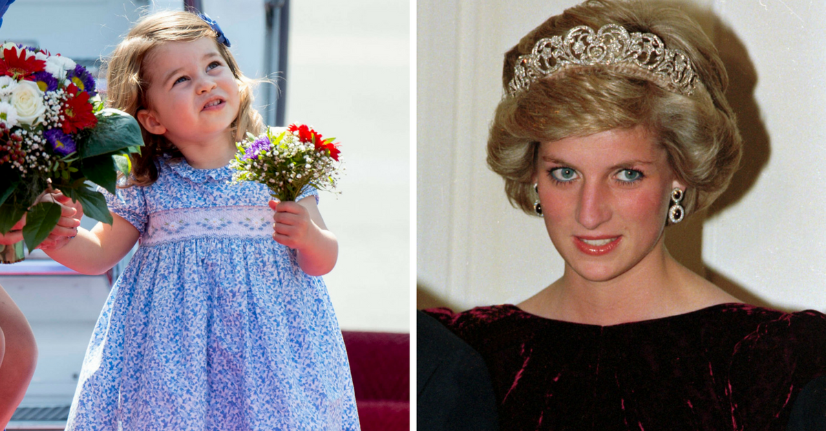 Princess Charlotte is following in the footsteps of Princess Diana with her latest hobby