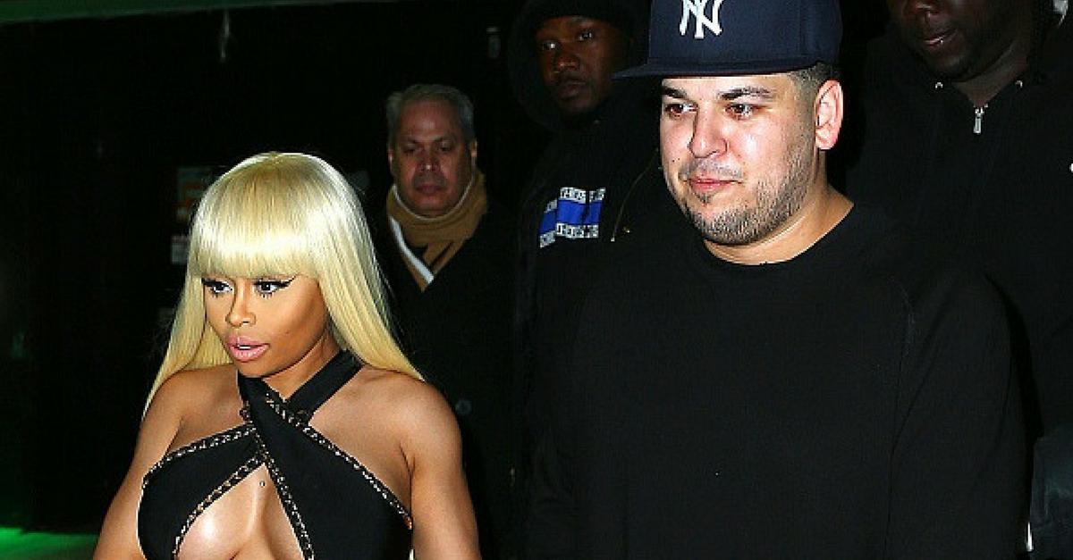 Following his revenge porn rampage, Rob Kardashian and Blac Chyna reach a custody agreement
