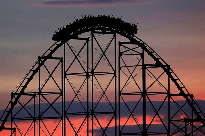 The world's largest loop roller coaster is coming to Chicago next year