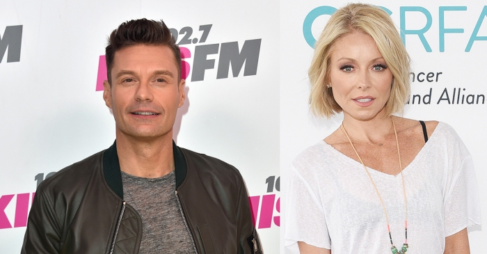 "Did Ryan Seacrest cancel his ""GMA"" appearance due to Kelly Ripa and Michael Strahan's feud?"