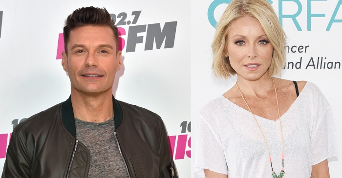 "Kelly Ripa and Ryan Seacrest dish on what's to come for ""Live with Kelly and Ryan"""