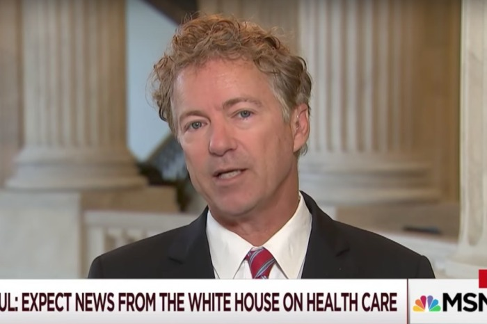 Rand Paul says he expects Trump to push free market solutions to health care