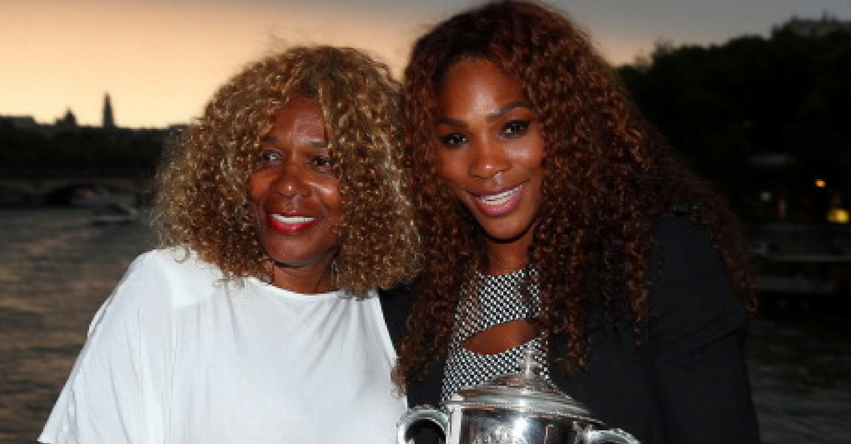 Serena Williams shares a touching letter to her mom after welcoming a daughter of her own