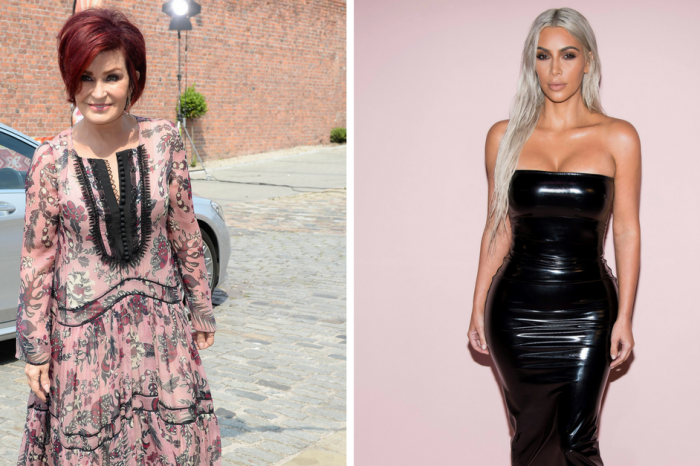 Sharon Osbourne doubles down on her controversial comments about Kim Kardashian West