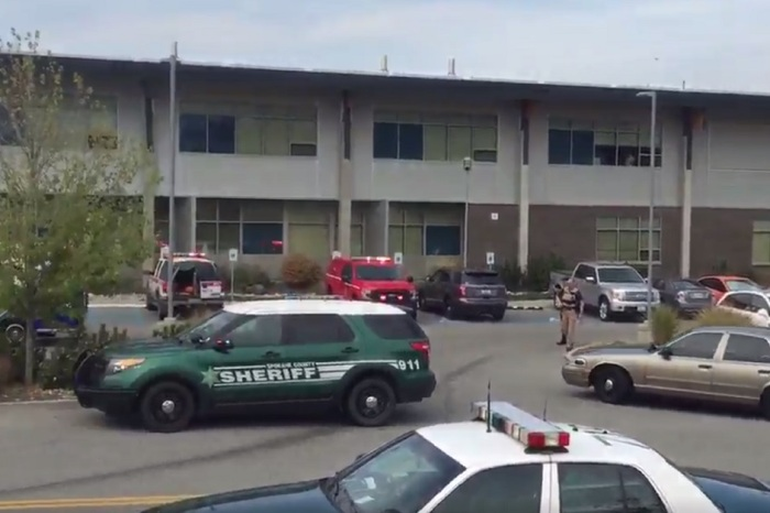 At least one killed in mass shooting at Spokane-area high school
