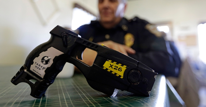 Houston Police lawsuit makes an interesting claim about the new Taser